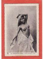 AFRIQUE / AFRIQUE DU NORD / ALGERIE / ETNIES / Jeune Danseuse - Algérie