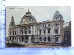 CPA  ESPAGNE - Cartagena - Ayuntamlento - Murcia