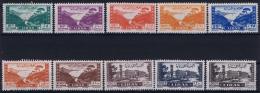 Liban, Lebanon, Airmail 1947 Nr 361-3760MNH/** - Libanon