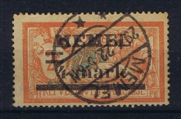 Deutsche Reich: Memel 31 II X 1,45 Mm Used - Klaipeda