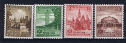 Deutsche Reich: Mi 665 - 668 MNH/** - Deutschland