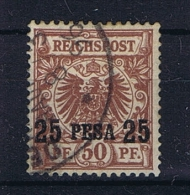 Deutsche Reich Ost Afrika: Mi 5 II Used, Signed/signiert/ Approvato - Colony: German East Africa