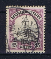 Deutsche Reich Ost Afrika: Mi 28 Used - Colonie: Afrique Orientale