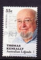 2010. AUSTRALIAN DECIMAL. Australian Legends. 55c. Thomas Keneally. FU. - 2010-... Elizabeth II