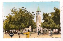 Tchad - FORT LAMY - La Mosqu�e - �dit. Billeret n� 2685 - format 9 x 14 cm