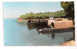 Tchad - FORT LAMY - Les Bords du chari - �dit. Billeret n� 2683 - format 9 x 14 cm