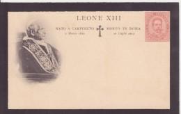 In Ricordo Della Morte Di Papa Leone XIII. 1903 - Zonder Classificatie