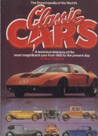 THE ENCYCLOPEDIA OF THE WORLD'S CLASSIC CARS G.ROBSON TIGER BOOKS LONDON BIG FORMAT - Trasporti