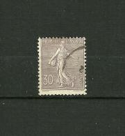 FRANCE  1903 Type Semeuse Lignée De Roty (gravée Par Mouchon)   N°133   Oblitéré - 1903-60 Semeuse Lignée