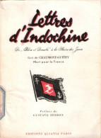 LETTRES INDOCHINE SOLDAT FRANCAIS MORT POUR LA FRANCE RMSEO BMEO 1947 BLINDES CAVALIER SPAHIS EXTREME ORIENT - French