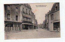 Mar14   5364324      évron Rue Ste Gemmes - Evron