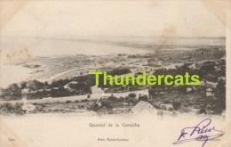 CPA 34 SETE CETTE  QUARTIER DE LA CORNICHE - Sete (Cette)