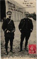 AVIATION   1  CP  Lieutenant De Vaisseau Connaugt  Aviateurs Militaires 1911 Hangar De Dirigeable D'Issy Les Moulineax - ....-1914: Précurseurs