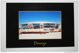 Donetsk DONBASS ARENA EURO 2012 Stadium In Winter - Stade - Stades