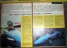 DOCUMENT COURS DE PILOTAGE RAC JUNIOR LA MEP CITROEN - Vecchi Documenti