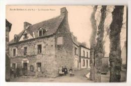 22 Ile De Brehat La Grande Place - Ile De Bréhat