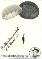CALVi -  1 Bataillon  Parachutisme De Choc ( Voir Verso ) - Calvi