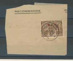 BELGIQUE               ---    N°    162 - 1918 Croix-Rouge