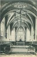 27 - TILLIERES - Choeur De L'Eglise - Voûte Attribuée à Jean Goujon - Tillières-sur-Avre