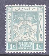 KELANTAN  1   *   WMK. 3 - Kelantan