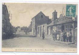 27 BEAUMONT LE-ROGER Rue De Vieilles, Bureau De Tabac - Maison Henri Lefort 1912 - Unclassified