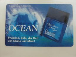 Germany Chip Phonecard, K178 02.94 Wilkinson Sword Ocean,used - Parfum