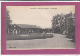 54.- ROSIERES-AUX-SALINES .- Le Haras , Vue Interieure - Frankreich