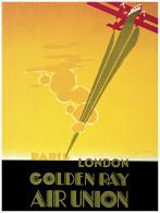 @@@ MAGNET - Golden Ray Air Union - Publicitaires