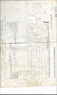 Généralité Sur Parchemin, Département 89 Le 5 Aout 1746 - 1701-1800: Précurseurs XVIII