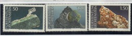 Serie Nº  922/24   Minerales  Liechtestein - Minerals