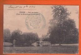 1 Cpa Proven Park De Lovie - Poperinge