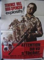 Cinéma,Attention On Va S´facher - Posters