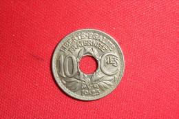 """10 Centimes """"Lindauer"""" 1923 En SUP - France"""
