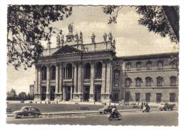 Roma Basilica Di San Giovanni In Laterano  POSTKART C.215 - Churches