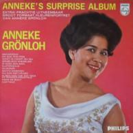 * LP *  ANNEKE GRÖNLOH - ANNEKE'S SURPRISE ALBUM (Holland 1963 Collector's Item!!) - Vinyl-Schallplatten