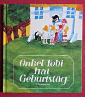 Kinder Buch - Onkel Tobi Hat Geburtstag - Gebundene Ausgabe Von Hans Georg Lenzen Sigrid Hanck - Boeken Voor Kinderen