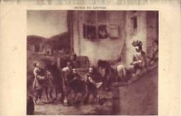 REMBRANDT - Le Bon Samaritain - D5 68 - Paintings