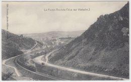 21069g LOCOMOTIVE à VAPEUR - FOSSE-ROULETTE - Vue Sur Vielsalm - Vielsalm