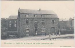 21106g CAFE De La JUSTICE De PAIX - BODARD-COLLIN - Nassogne - Nassogne