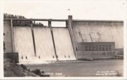 BT16967 Norris Dam   USA Scan Front/back Image - Etats-Unis