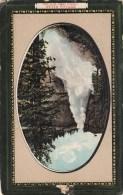 BT17019 Nevada Falls Yosemite Valley  USA Scan Front/back Image - Etats-Unis