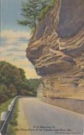 BT17036  US Highway The Prize Drive Of Teh Ozarks Ne  USA  Scan Front/back Image - Etats-Unis