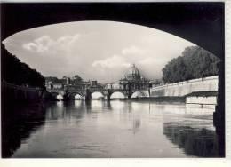 Roma - Il  Tevere - 1958 - Ponts