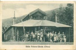 Oituz Baile Poiana-Sarata - Roumanie