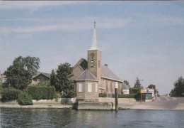 BT19691 Krimpen A D Lek Ned Herv Kerk Holland  Scan Front/back Image - Pays-Bas