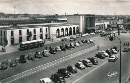 CAEN - La Gare S.N.CF. - Caen