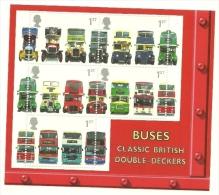 2001 - Gran Bretagna BF 14 Autobus, - Bus