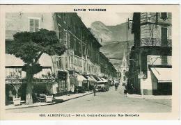 Albertville Centre D'excursion Rue Gambetta - Albertville