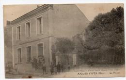 AIGUES VIVES (30) - LA POSTE - Aigues-Vives