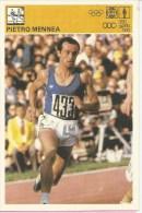 SPORT CARD No 229 - Pietro Mennea, Yugoslavia, 1981., Svijet Sporta, 10 X 15 Cm - Athlétisme